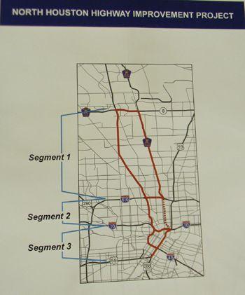 N. Houston Highway Improvement Project presents road ...